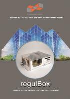 Plaquette regulBox