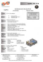 Fiche Technique regulBox 4T-1B -Générique