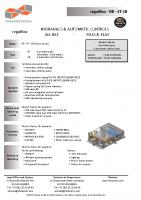 regulBox 4T – 1B generic leaflet